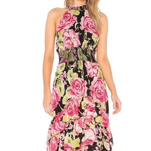 Free peoplein full bloom floral maxi dress
